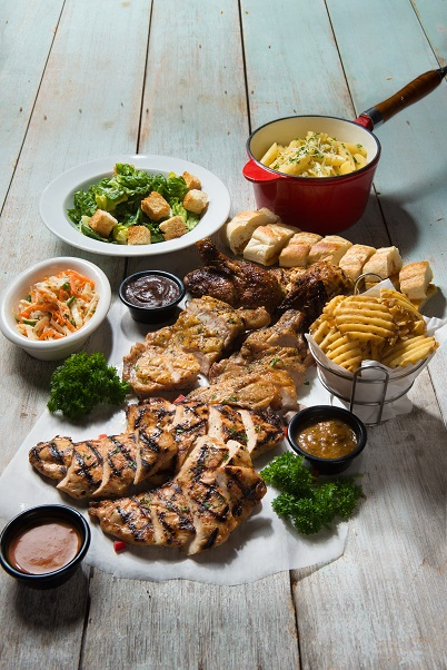The Chicks Platter