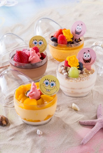 Ocean Park Summer Splash 2016 - Mousses Cakes & Puddings