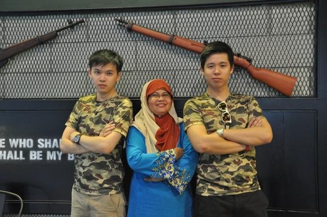 L-R_Bernard Tung, Kak Ma and Lucas Lee