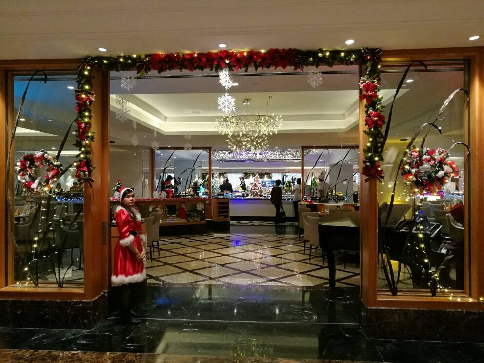 Sweet Christmas at Coffee House, Sunway Putra Hotel, KL