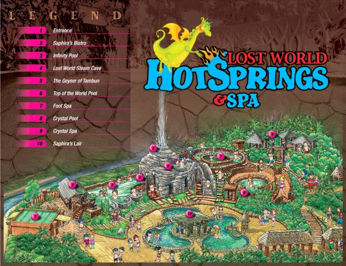 Image result for sunway lost world hot spring