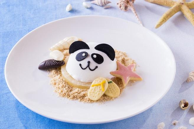 Panda Häagen-Dazs™ Strawberry Ice Cream with Butter Cookies