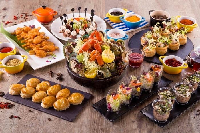 Summer Fiesta Semi-buffet Dinner