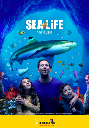 SEA LIFE Malaysia poster-311x446