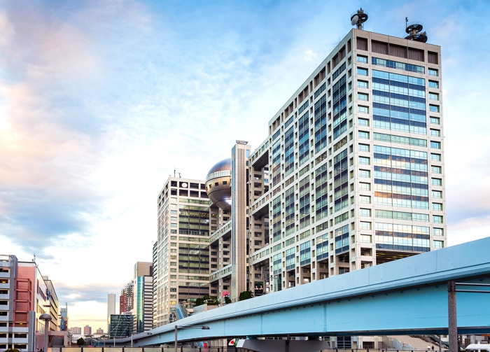City-guides_Tokyo_things-to-do-in-Odaiba_Fuji-TV-Headquarters