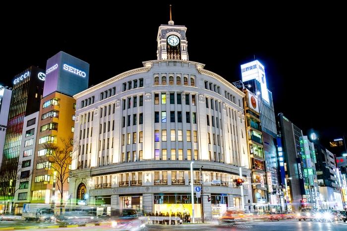 Ginza-Tokyo-Japan-shopping-Ginza-Six-Waco-department-store