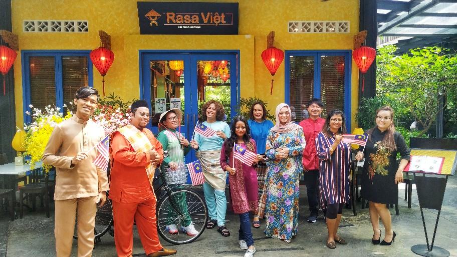 Enjoy authentic Vietnamese cuisine at Muslim friendly Rasa Viet